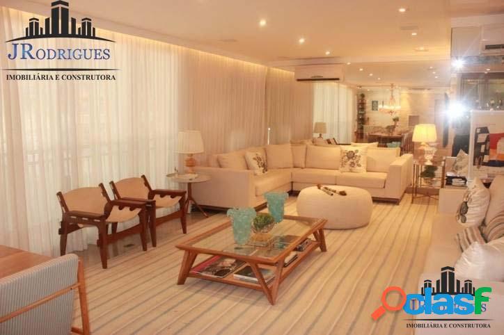 Apartamento no setor marista com 04 suítes - 175 m²
