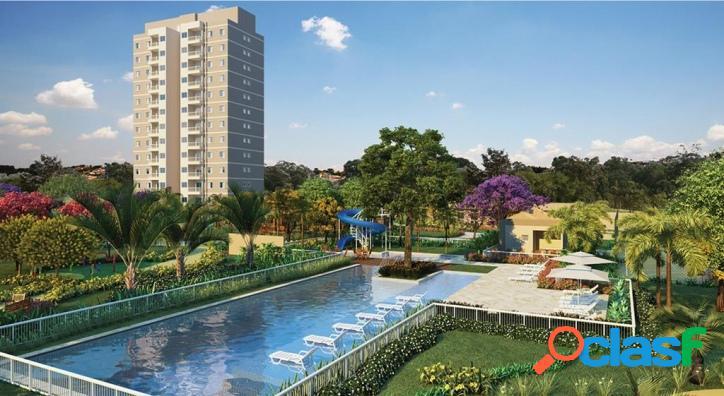 Apartamento Garden Family Jacareí SP 3 dormitórios 83 m²