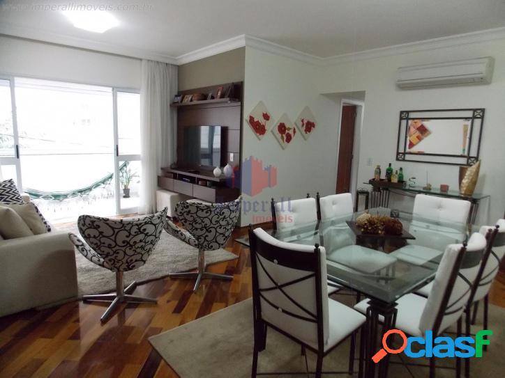 Apartamento jardim aquárius sjcampos sp de 106 m² e 2 vagas