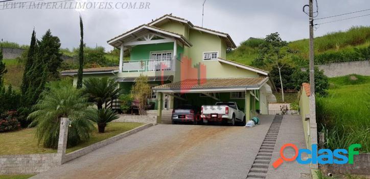 Casa térrea condomínio terras de santa helena em jacareí sp