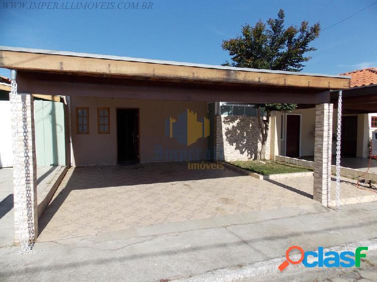 Casa térrea condomínio fechado colinas do vale jacareí sp