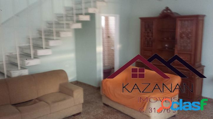 Casa com 3 dormitórios na vila mathias
