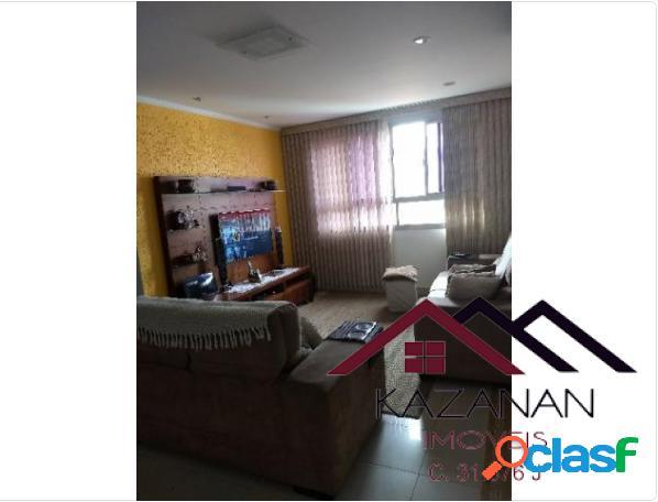 Apartamento - santos 3 dormitorios