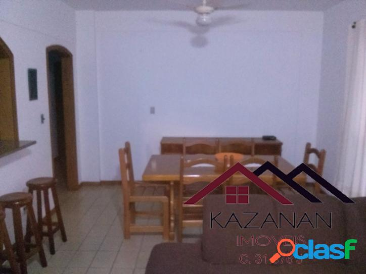 Apartamento na enseada, guarujá/sp! 3 dorms, 1 suíte, 1 vaga