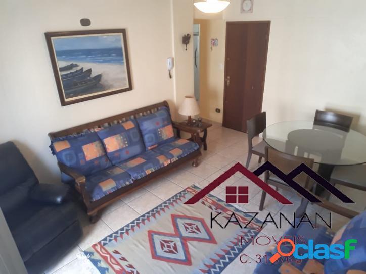 Apartamento 2 dormitórios - vista mar - Gonzaga - Santos 1