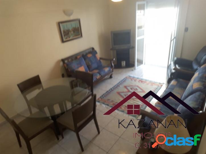 Apartamento 2 dormitórios - vista mar - Gonzaga - Santos 2