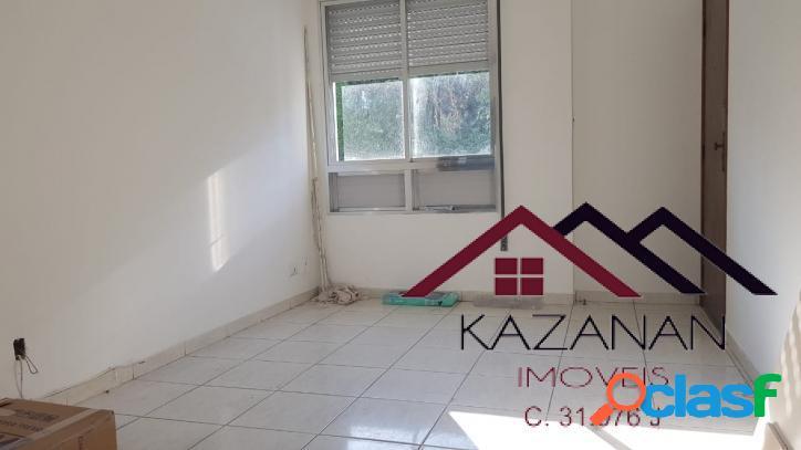 Apartamento no Itararé - 2 Dormitórios, 1 Vaga - Reformado 2