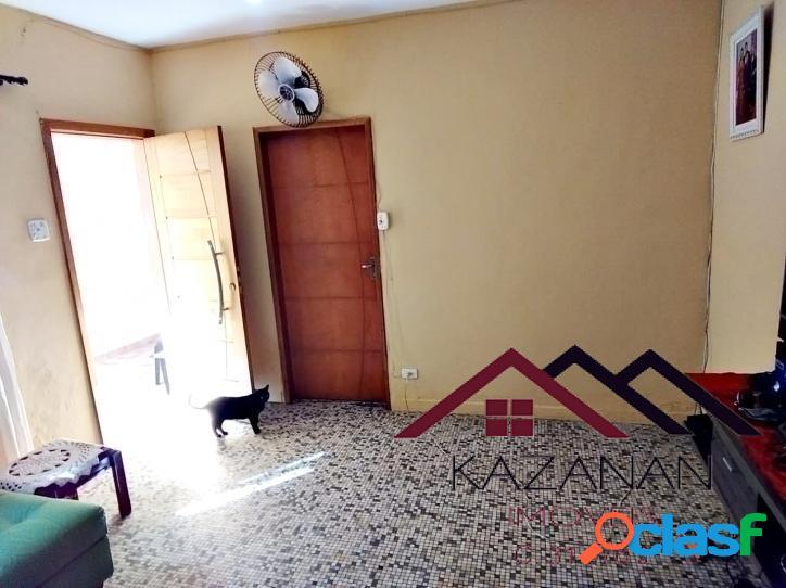 Casa Com Edícula, à Duas Quadras da Praia - Vila Tupi / PG 1