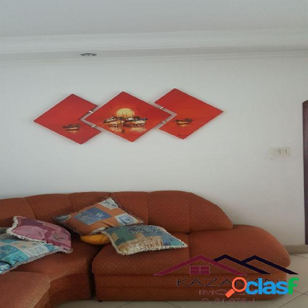 Três dormitórios - ocian - praia grande
