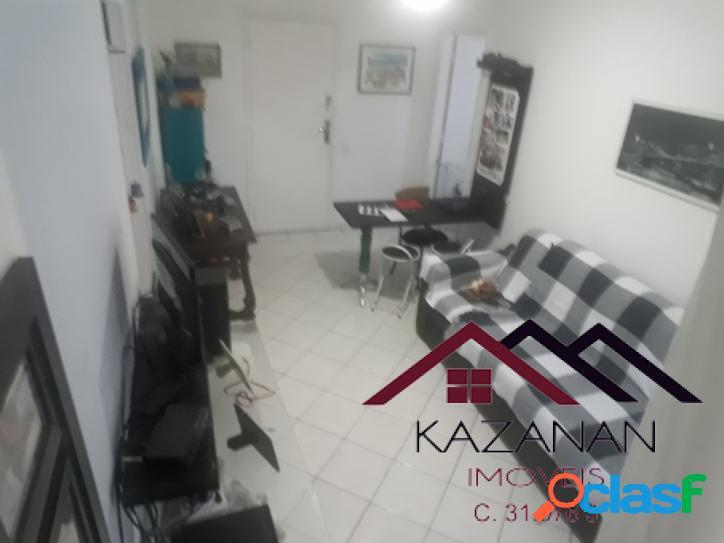 Apartamento 1 dormitório -ana costa - gonzaga - santos