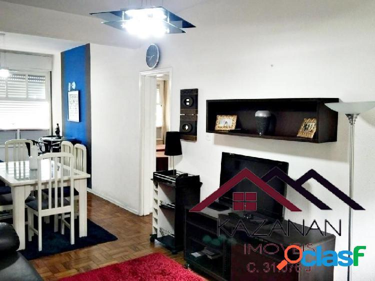 Apartamento no Itararé - 2 Dormitórios, Sala Ampliado, 1 Vaga 3