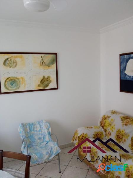 Excelente Apartamento, 1 dorm, sala, cozinha e banheiro, Pompeia, Santos 1