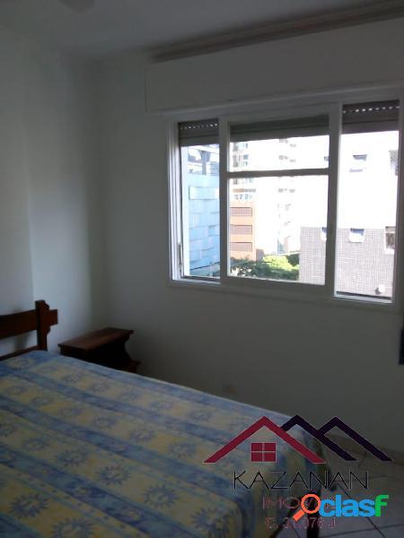Excelente Apartamento, 1 dorm, sala, cozinha e banheiro, Pompeia, Santos 2