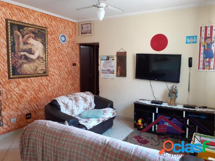 Apartamento 2 dorm - santos/gonzaga - frente