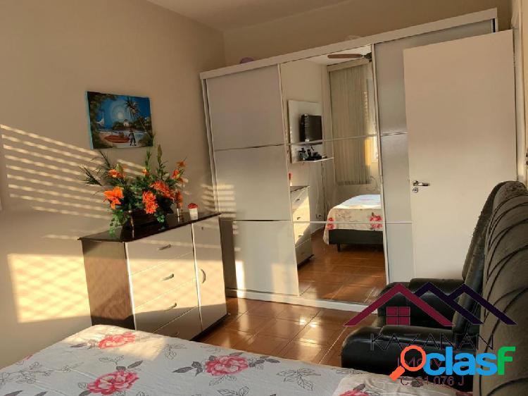 Apartamento 2 dormitórios no embaré em santos.