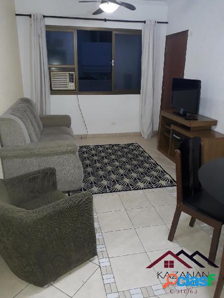 Apartamento 2 dormitórios - com vista mar - gonzaga - santos
