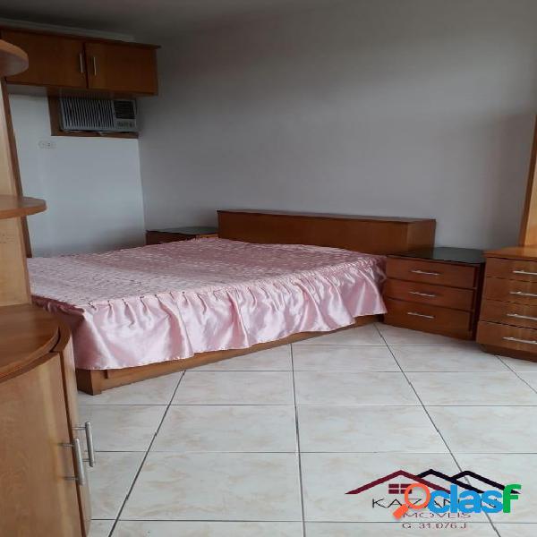 Apartamento - frente mar, - 1 dorm - área de serviço - bairro josé menino