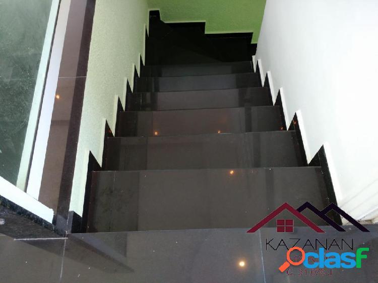 Casa Sobreposta Alta - Pronta para Morar -- Jd Sta Maria - Guaruja 3