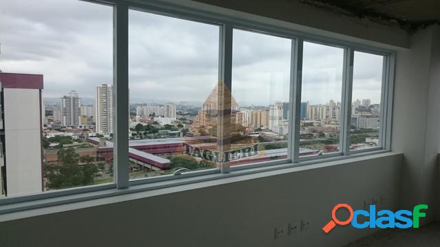 3 salas comerciais no tatuapé 96 mts - metrô carrão