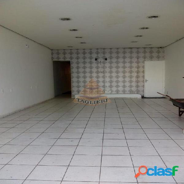 Salão comercial de 125m² prox metrô carrão