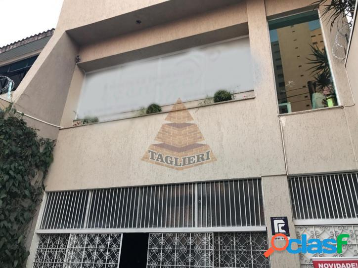 Prédio comercial 300 mts no miolo do analia franco