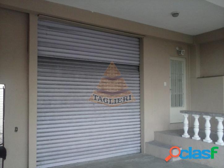 Salão comercial +residência vila formosa p/ locação