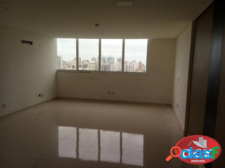 Sala comercial de 30 m² no ed. the point office