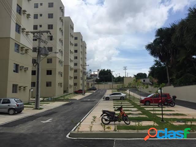 Vendo lindo apartamento três quartos em Flores Manaus-AM