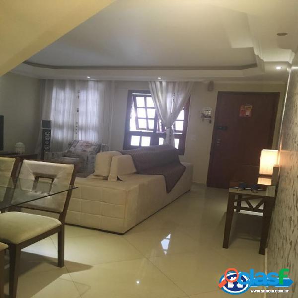 Casa em cond. rua dr. lauro muniz barreto vila medeiros