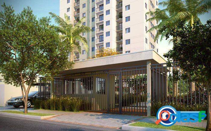 Lindo apartamento mobiliado no parque novo mundo