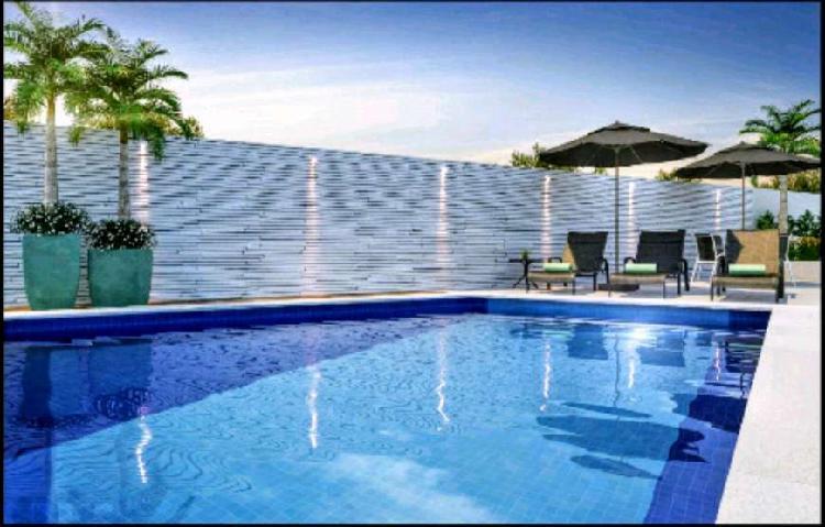 Apartamento Garden de 52m com 2 dorm + 20m de Quintal. + 1