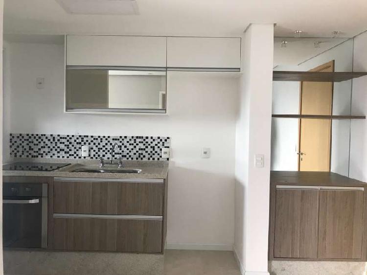Apartamento para aluguel com 50 metros com 1 quarto no