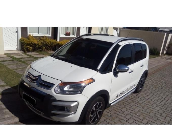 Citroën aircross exclusive atacama 1.6 16v bva (flex) (aut)