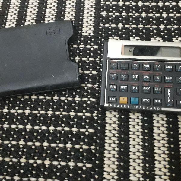 HP 12C Visor quebrado
