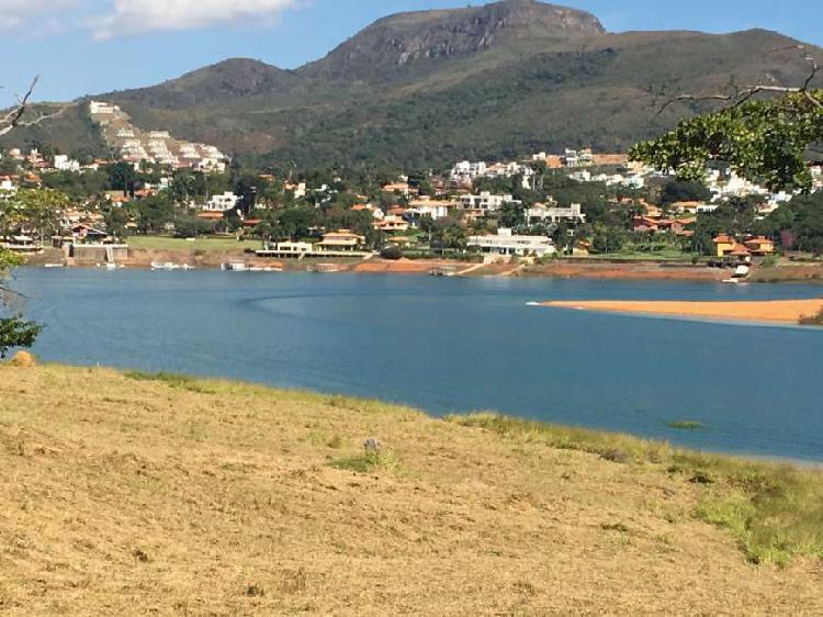 Lotes e marinas no condomínio fechado enseada do lago em
