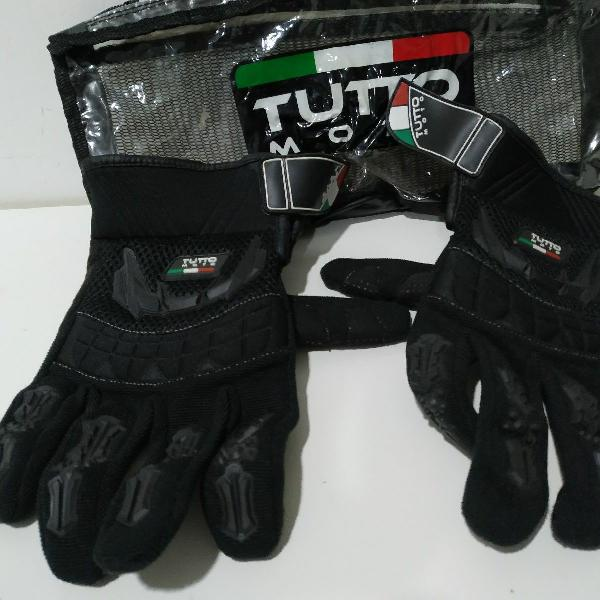 Luva pro racing reforced tutto italiana original