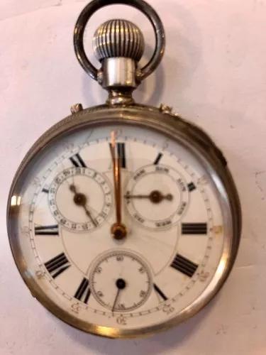 Relógio bolso pateck e co geneve