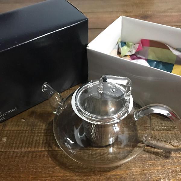 Bule de cha the gourmet tea