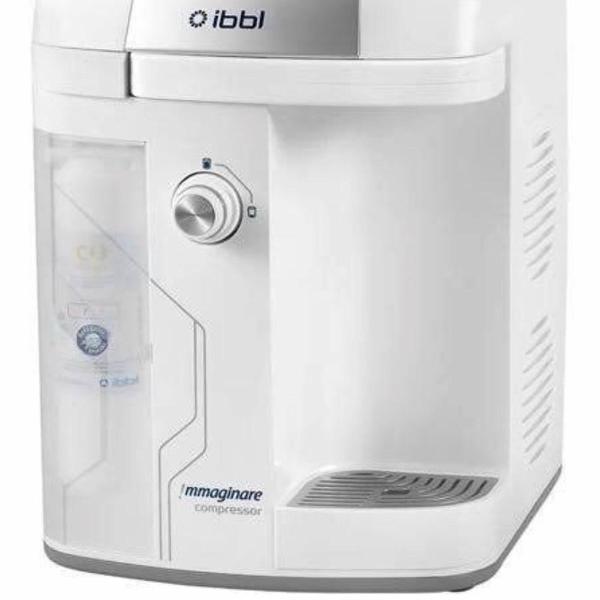 Filtro purificador de água ibbl branco