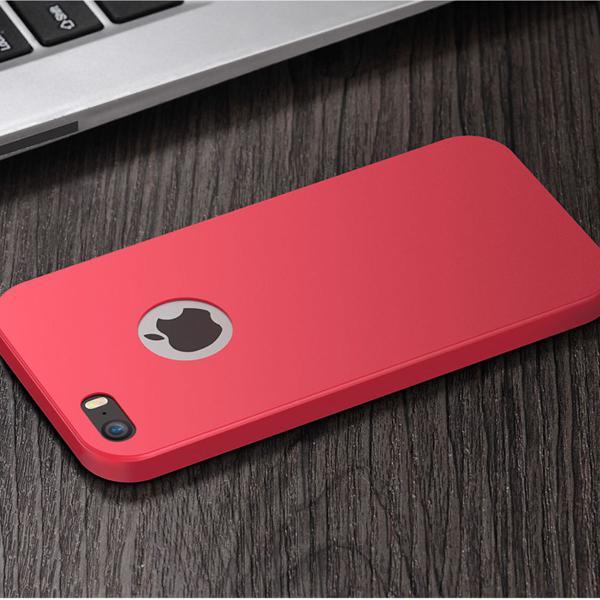 Iphone 5/5s/se capa capinha protetora para flexível