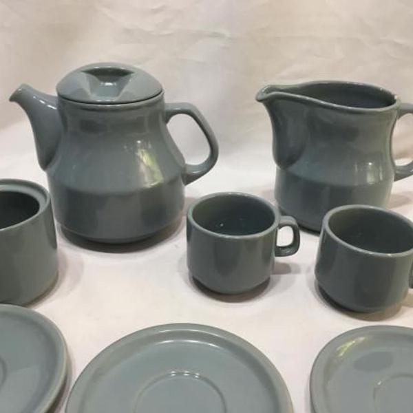 Jogo porcelana schmidt da década de 60/70