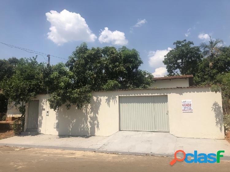 Casa usada jd. pampulha 3/4 c/suíte área de serviço coberta