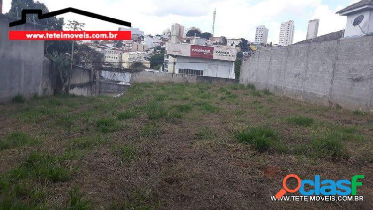 Terreno em bragança paulista- sp