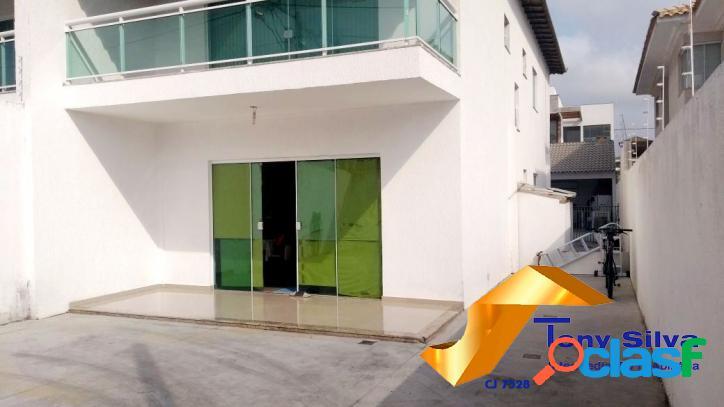 Casa duplex independente 4 dormitórios no novo portinho!