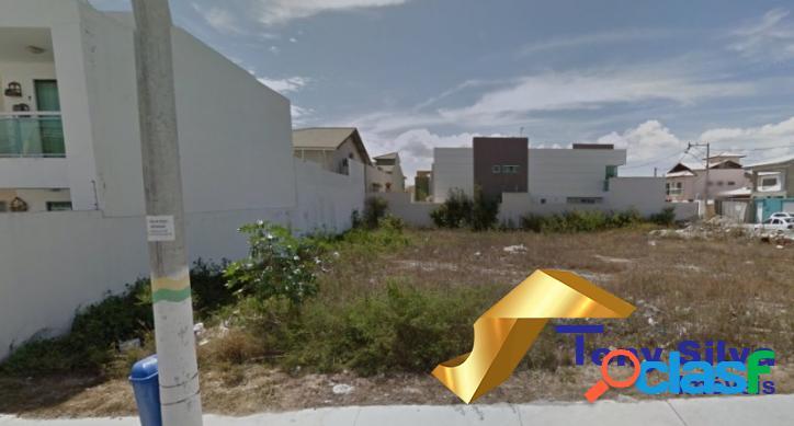 Terreno no novo portinho com 153 m² e projeto aprovado!