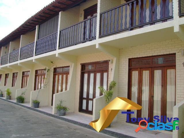 Casa em condomínio 2 dormitórios no peró - cabo frio