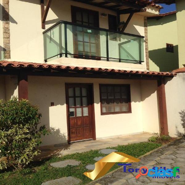 Casa em condomínio 2 quartos nas Palmeiras Cabo Frio