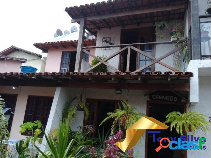 Linda casa em condomínio 2 quartos palmeiras cabo frio