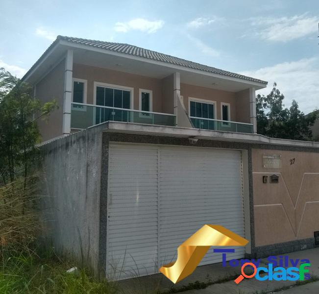 Linda casa duplex independente 3 quartos na Nova São Pedro 1