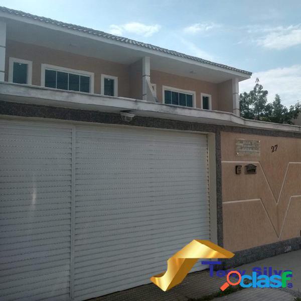 Linda casa duplex independente 3 quartos na Nova São Pedro 2